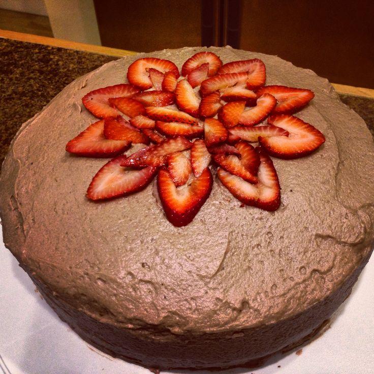 Strawberry Marble Cake Recipe Dishmaps