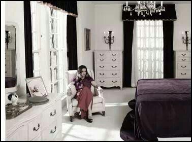 gladys presley bedroom at graceland elvis presley pinterest