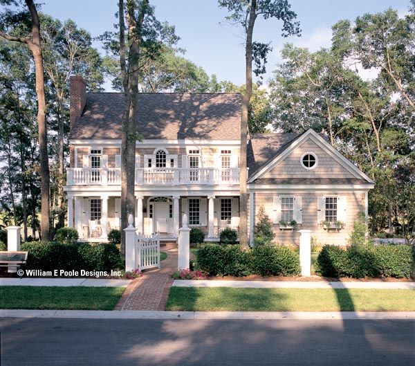 Southern colonial house joy studio design gallery best for Historic southern house plans