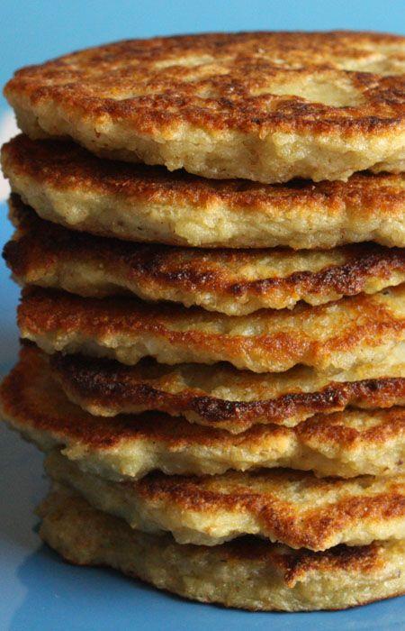 Potato Pancakes | food | Pinterest
