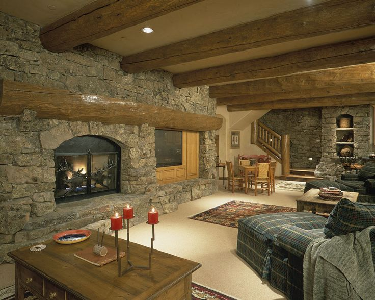 Log home fireplaces fireplace mantles my dream house for Log home fireplaces
