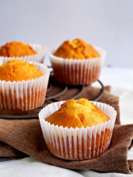 It's Time For Some Sweet Corn Muffins | My food | Pinterest