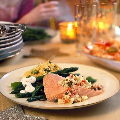 Citrus Salad With Poached Cranberries Recipes — Dishmaps