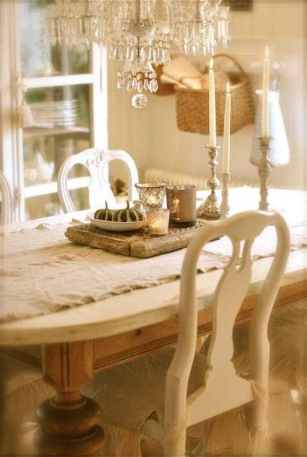 Country Chic Dining Room Kinda Sorta The Look I Am Going For A Touch