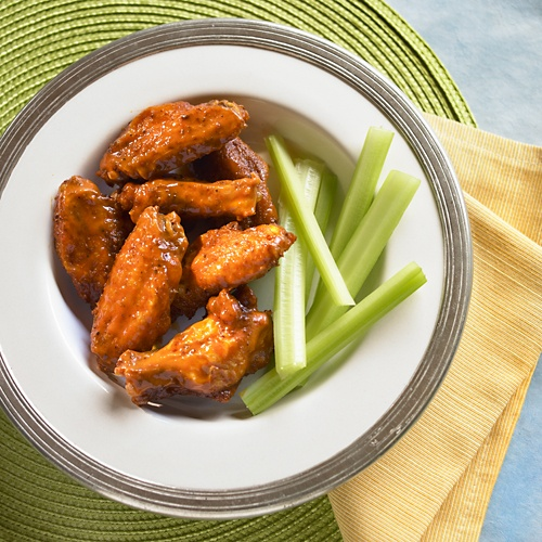 Restaurant-Style Buffalo Chicken Wings Recipes — Dishmaps