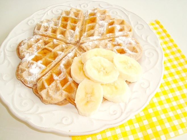 french toast waffles | bakelser & vitlöksbröd | Pinterest