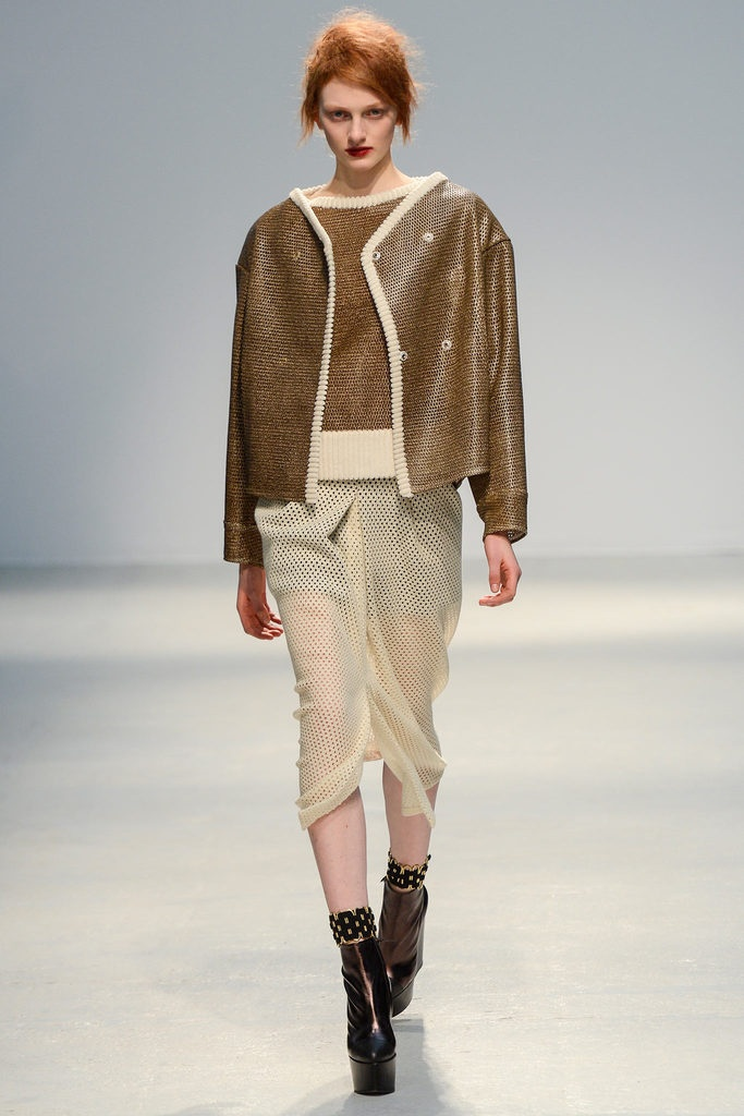 Véronique Leroy Fall 2013 Ready-to-Wear Collection Slideshow on Style