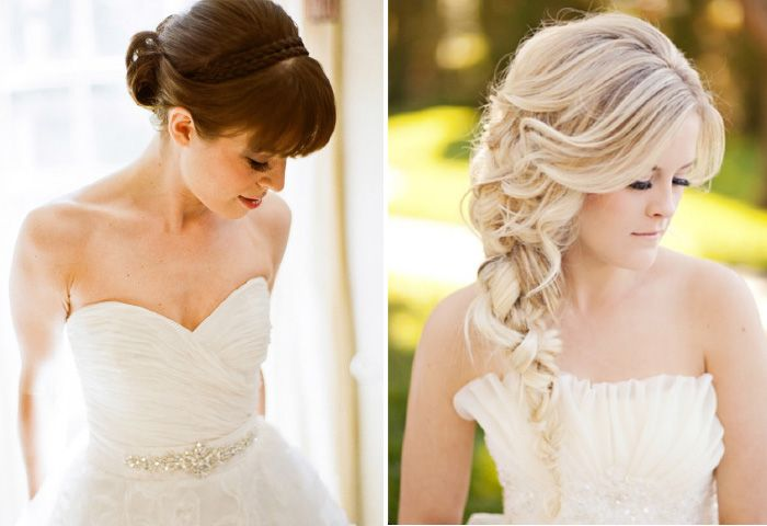 Braids, Buns, and Everything In Between | WEDDING {Stylish Patina ...