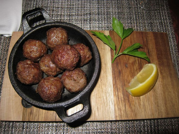 Fried Meatballs | Food;desserts;drinks | Pinterest