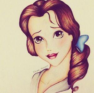 Belle by Draw_4everr (Instagram)