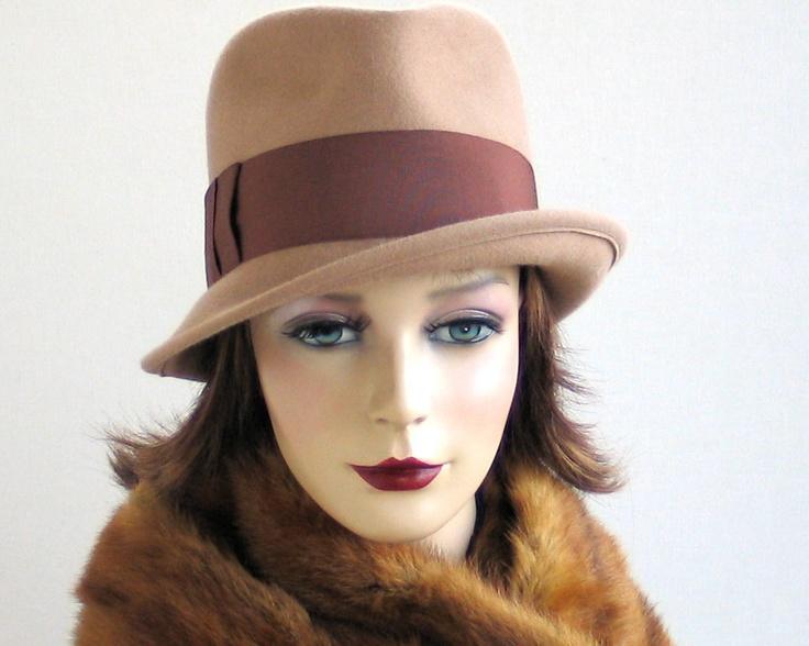 Fedora, Greta Garbo Style