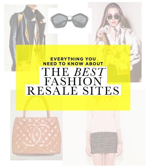 5 Best Designer Consignment Shopping Sites