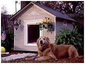 Do It Yourself Dog House Plans Pet Stuff Pinterest