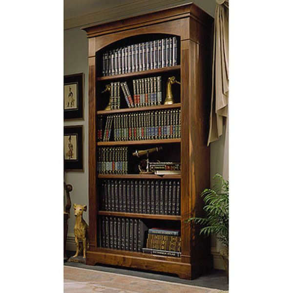 Towering Tomes Bookcase Woodworking Plan | Woodworking | Pinterest