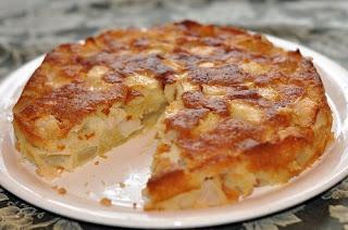 Marie-Hélène's apple cake | Proven Recipe Winners | Pinterest