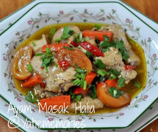 Image Result For Resipi Masakan Melayua
