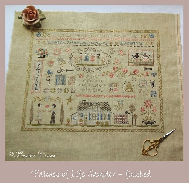 Latelier perdu patches of life sampler