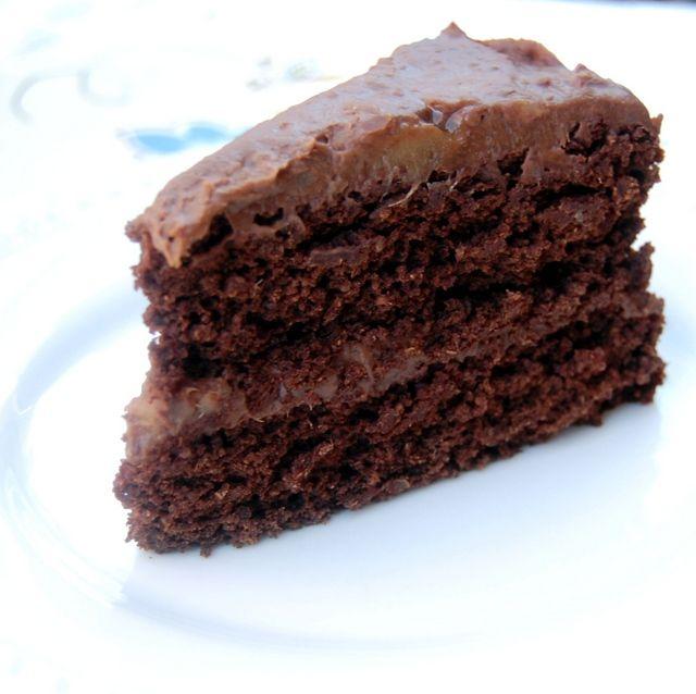 ... Vegan Chocolate Cake – Happy Birthday to me! | Virtually Vegan Mama