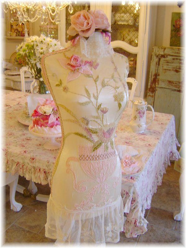 Shabbyfufu Романтические Формы платья