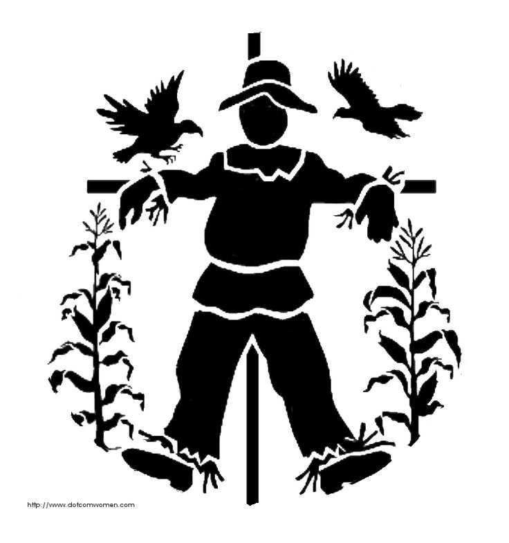 Crow star silhouette google search printables for Pumpkin carving silhouettes