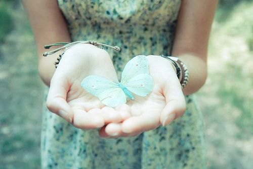Sometimes You Have To Let Go To See If There Was Anything Worth Holding On To