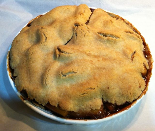 Paleo Apple Pie | Paleo - Desserts | Pinterest