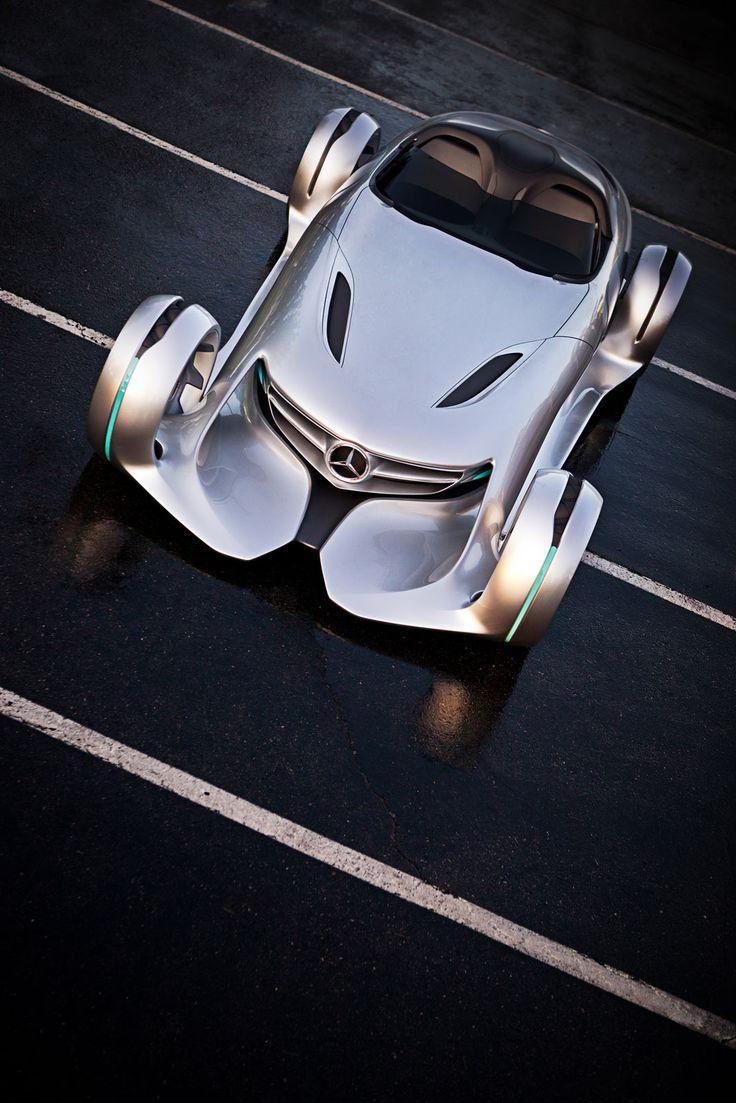 Mercedes benz silver lightning supercars pinterest for Mercedes benz silver lightning