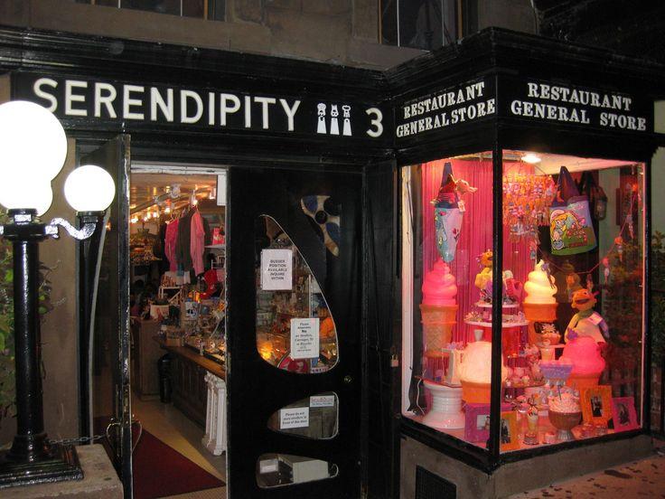 New York City Serendipity 3 | Extraordinary Places | Pinterest