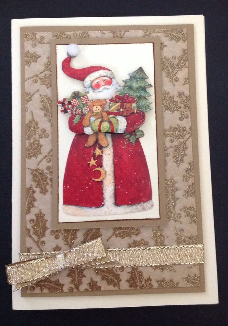 Christmas handmade christmas cards pinterest for Handmade christmas cards pinterest
