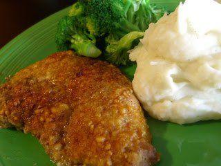Parmesan Paprika Pork Chops - Dinner   Yummms   Pinterest