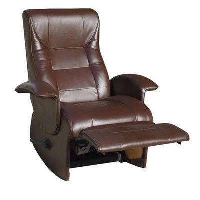 hodedah recliner wayfair home decor ideas pinterest. Black Bedroom Furniture Sets. Home Design Ideas
