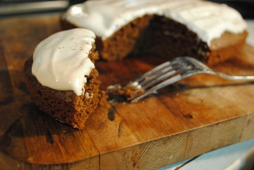 Gingerbread Marshmallow Fluff Recipe — Dishmaps