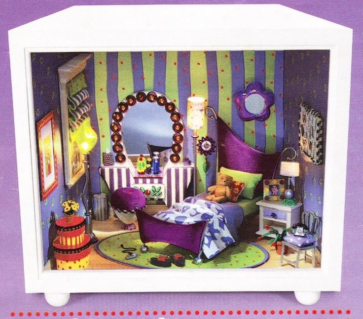 Pin by agfansite on american girl minis and illuma rooms pinterest - American girl bedroom ideas ...