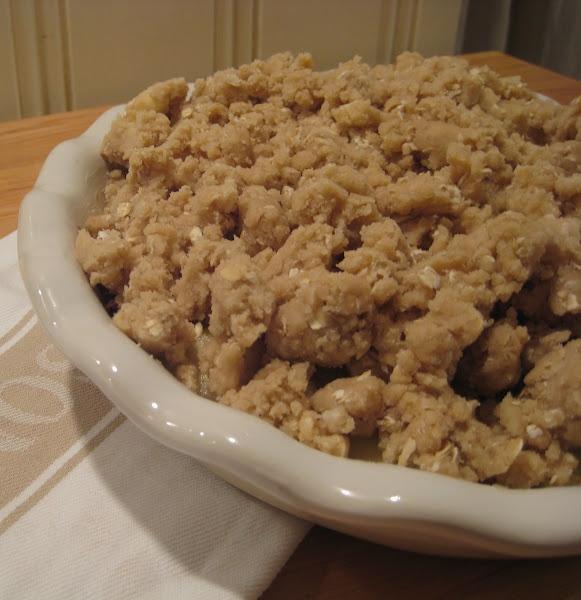 Jenny Steffens Hobick: Recipes | Apple Crisp | Oatmeal Crumb Topping