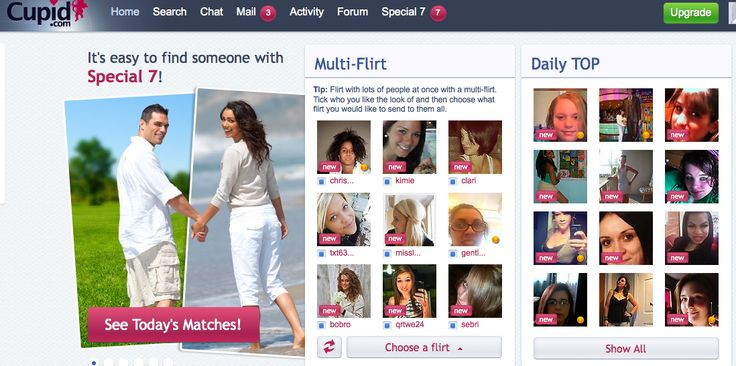 how to find a certain person on dating sites Models, cheaters and geeks: how 15 niche dating websites are helping all sorts of people find love.