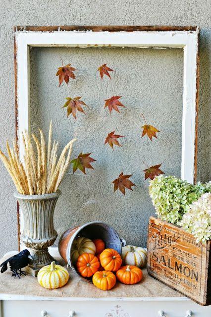 25 Outdoor Fall Decor Ideas Holidays Pinterest