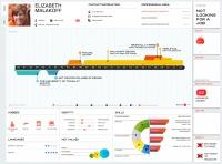 Infographic Resume Builder infographic resume templates Infographic Resume Builder Infographic Resumes Pinterest