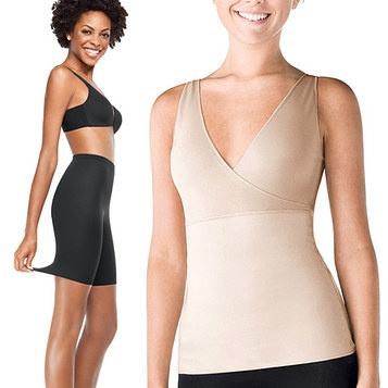spanx as low as $9.99!  WOW!