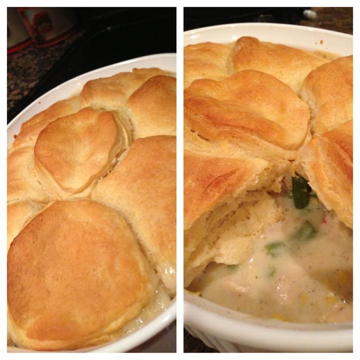 Summer Chicken Pot Pie Recipes — Dishmaps