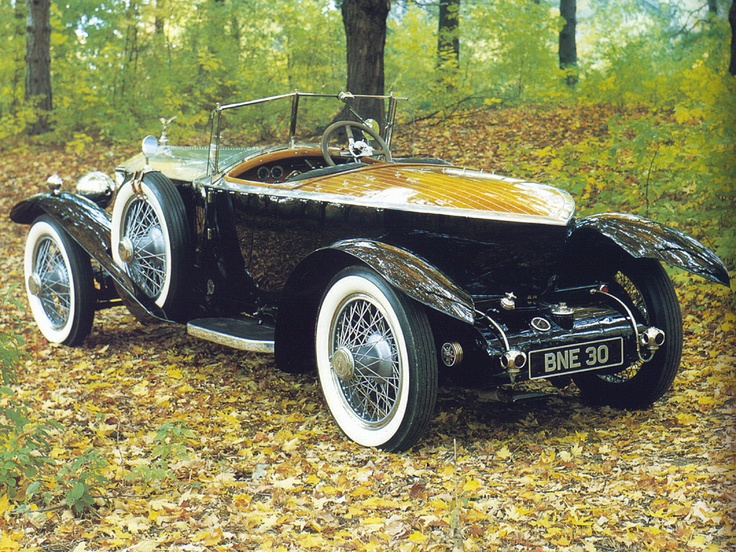 1924 Rolls-Royce Boat tail Silver Ghost | Autos Antiguos ...