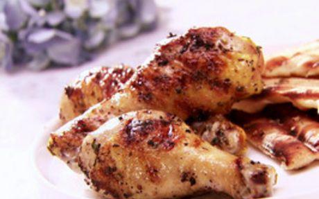 Five-spice roast chicken drumsticks by (Chicken) @FoodNetwork_UK