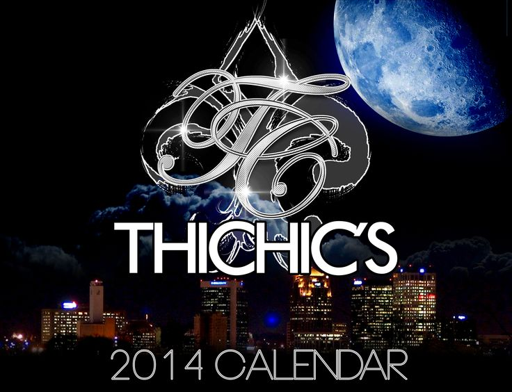 ... Photo   ThiChics 2014 Full Figure Calendar and other pics   Pin