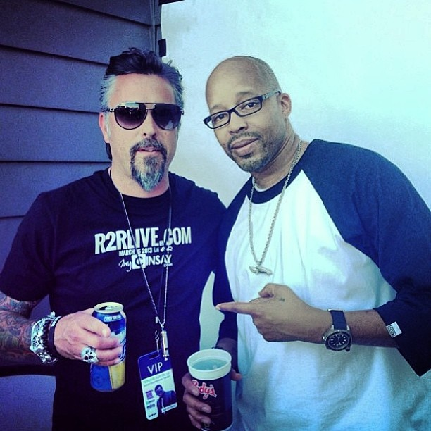 R2RLIVE.COM with Richard Rawlings from Gas Monkey Garage and Warren G.