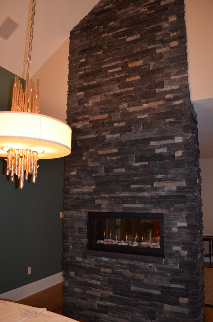See Thru Gas Fireplace Floor To Ceiling Home Ideas