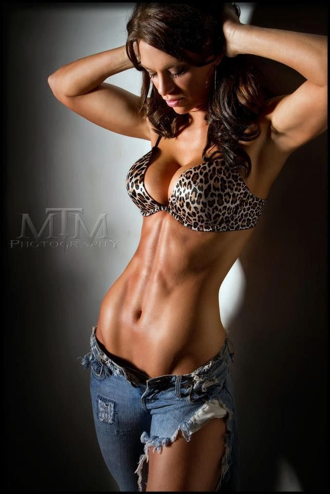 Tabitha Klausen - fitness inspiration! I will get there!