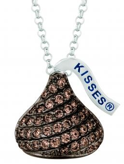 valentine's day hershey kisses idea