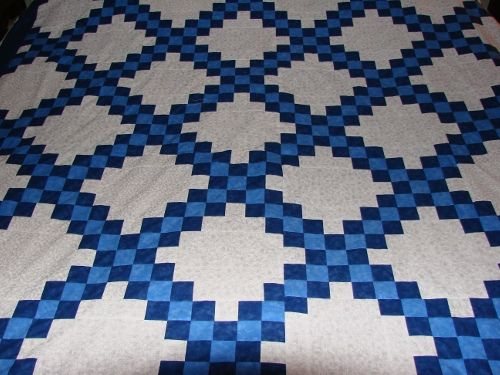 Quilt Pattern For Double Irish Chain : Double irish Chain Quilts Pinterest