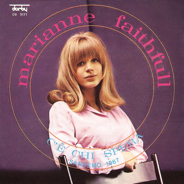 You need to enable Javascript Marianne Faithfull 80s