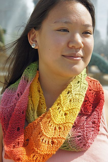 Free Crochet Pattern Lacy Infinity Scarf : Pin by Mara Livingstone-McPhail on Knitting and Crochet ...