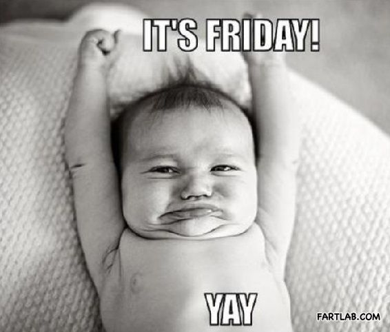 Yay Its Friday Quotes. QuotesGram Cute Happy Friday Pictures